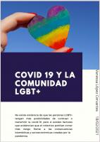 COVID 19 y la comunidad LGBT+