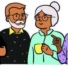 Publicaciones sobre envejecimiento