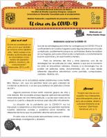 El cine en la COVID-19