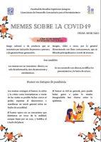 Memes sobre la COVID-19